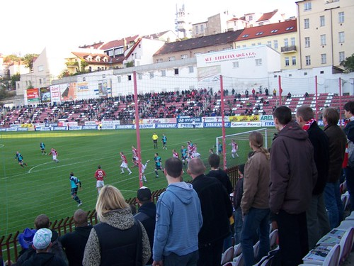 5130773013 aa6547b9e4 Stadions en wedstrijd Praag