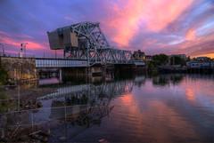 The Johnson Street Bridge (HDR) photo by Brandon Godfrey