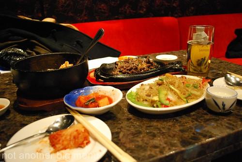 Arang - Dinner