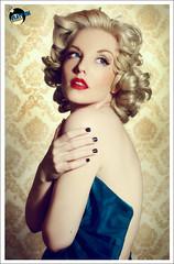 Blast 'Em Shoot photo by Kendra Spring as Marilyn