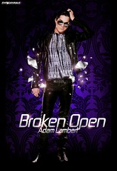 20.Adam lambert - Broken Open [Jhonny Feria] photo by Brayan E.