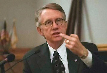 harry reid fuck you