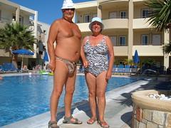 Tingaki, Kos - At the Mythos Pool photo by pj's memories