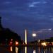Washington Monument at Night *