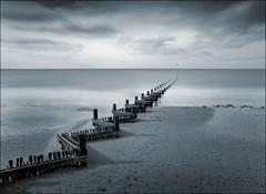 Hunstanton Beach, Norfolk photo by dave in norfolk