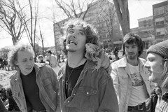 Ann Arbor, MI  April 1st, 1978 photo by Don Hudson