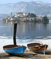 Lago d'Orta – Isola di San Giulio photo by giovanni_novara