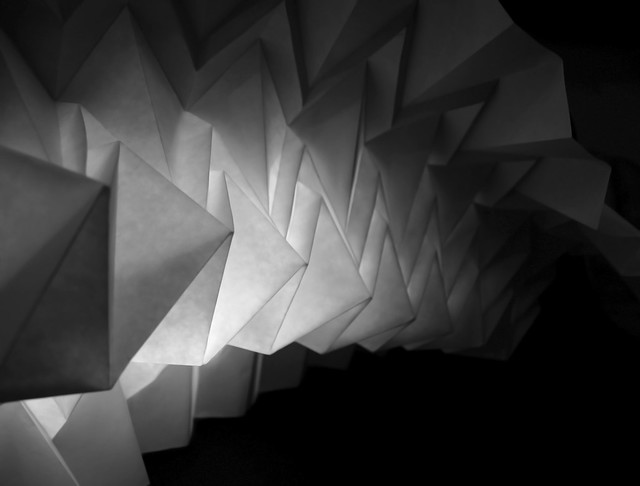 ORIGAMI 3D SHAPES « EMBROIDERY & ORIGAMI