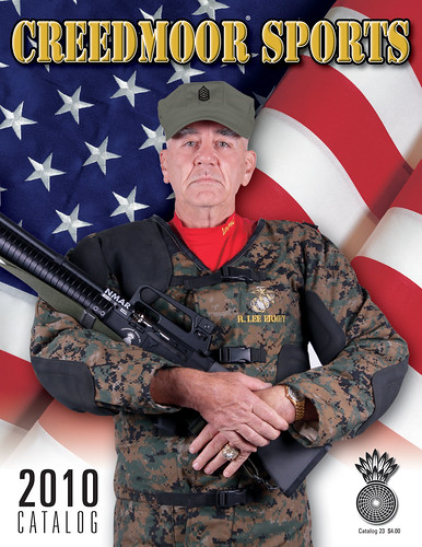 Creedmoor Sports Catalog Cover