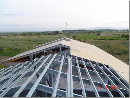 Ventajas del acero en la construccion - Estructuras de acero para casas ...
