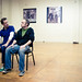 Trophy Wife Rehearsal : Mike and Kevin