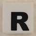 counterfeit Lego letter R