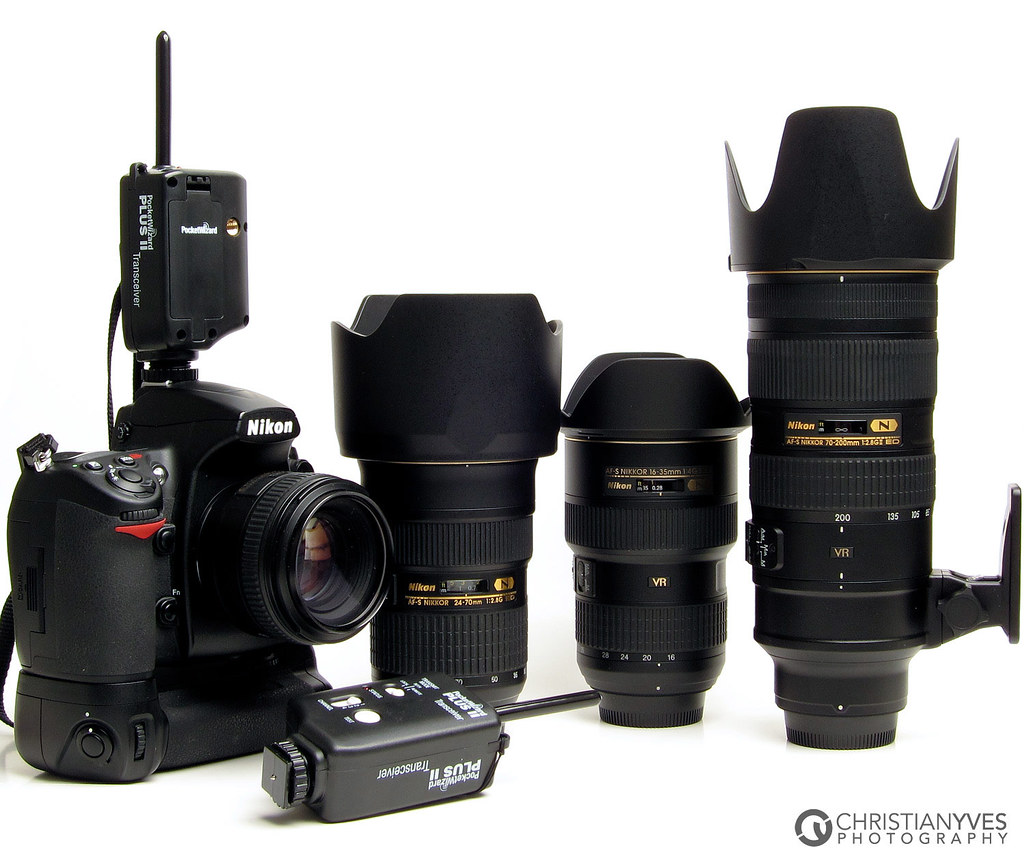 My Nikon Equipment photo by christianyves