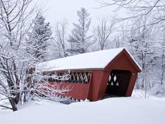 Jack O'Lantern Covered Bridge photo by jcbwalsh