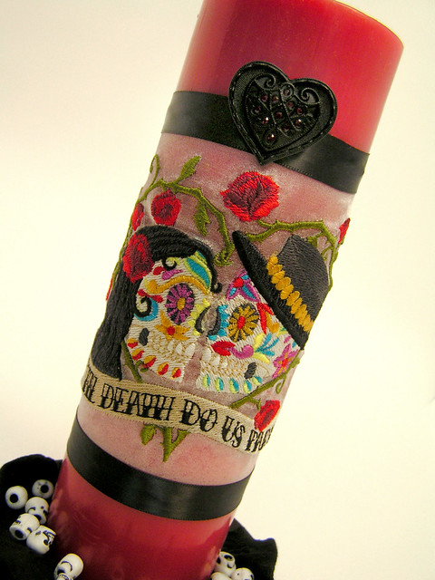 mexican day of dead art. Day of the Dead Flowers of the