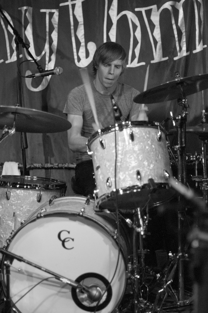 Bear Hands @ The Rhythm Room 2-23-2010 (10 of 28)