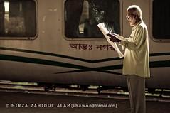 The Reader [Kamlapur,Dhaka] photo by Mirza Zahidul Alam Shawon