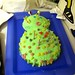 Fifth Birthday Cake Part 2: Alien Invasion II