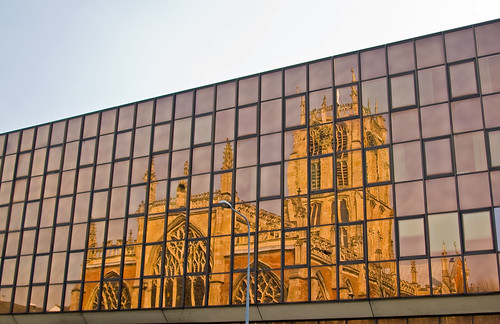 Hull Holy Trinity Church Reflection