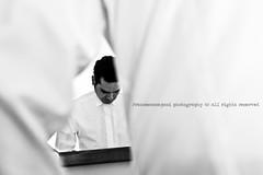 Groom getting ready photo by franceSco sapoNi [I'm come back]