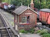 Goathland Signal Box North Yorkshire Moors Railway