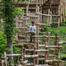 Isle be Wild - the National Trust for Scotland's new adventure play experience opens at Brodick Castle, Arran on 1 July. Image by Arran in Focus