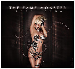 LADY GAGA- MONSTER - blend photo by balt-arts