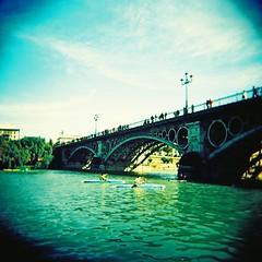 Puente de Triana I photo by slimmer_jimmer
