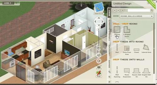 Autodesk homestyler el autocad online para dise ar - Como disenar planos de casas ...