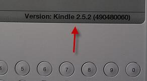 Kindle 2.5