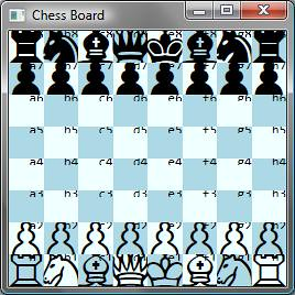 ChessBoard - Without ViewBox