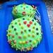 Fifth Birthday Cake Part 2: Alien Invasion I