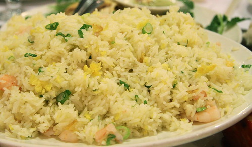 Wedding -  Shrimp fried rice