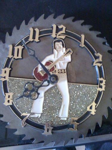 I SAW Elvis
