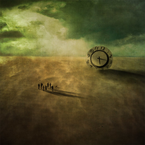 Lost in the sands of time