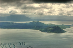 taal volcano (hdr) explore photo by DOLCEVITALUX