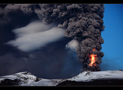 Shocked - Eyjafjallajökull Eruption photo by orvaratli