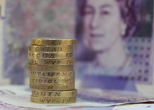 SME Performance- Pound coins