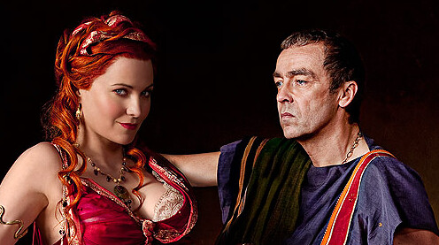 Spartacus: Blood and Sand on Starz