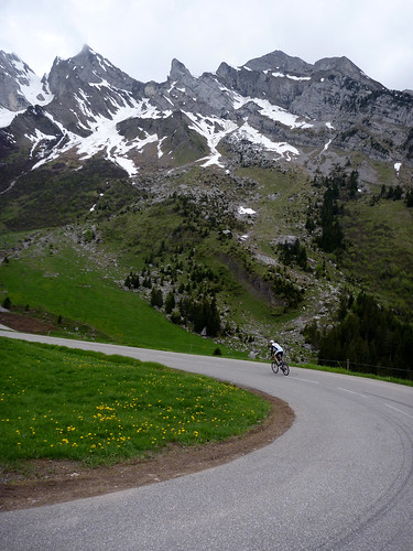 Descending Aravis