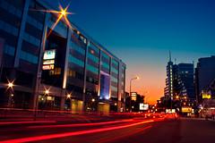 Cityscape photo by Emilijan Sekulovski