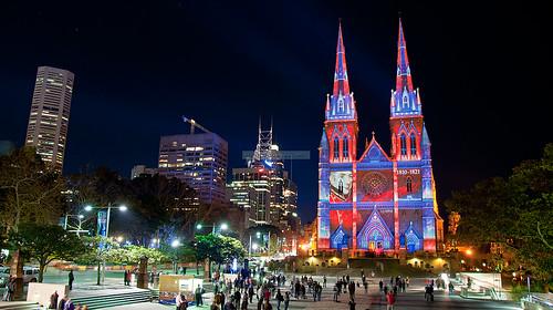 Vivid Sydney 20 Jun 2010