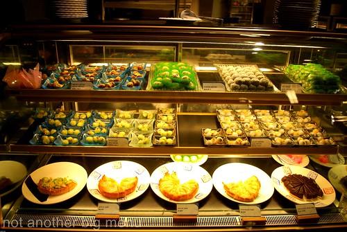 Jogoya, KL - Dessert counter 2