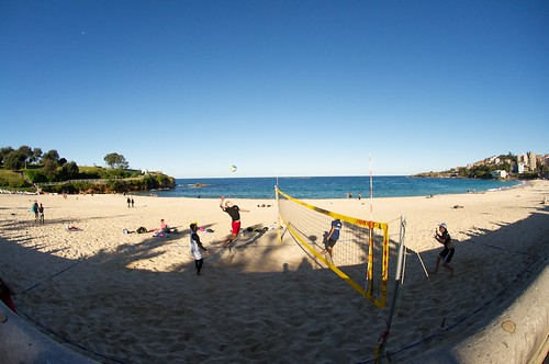 Volleyball @Coogee