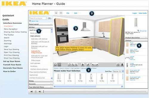 Ikea home planner progama de ikea para dise ar el for Ikea disena tu cocina en 3d