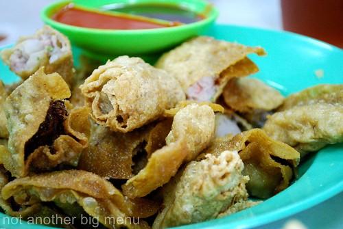 M'sian takeaway or eating in - Yong tau foo