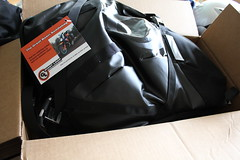 Giant Loop Saddlebag has arrived