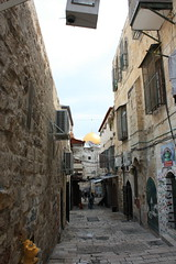 Old City Jerusalem photo by RonnyPohl