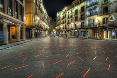Plaza del Torico, Teruel, HDR photo by marcp_dmoz
