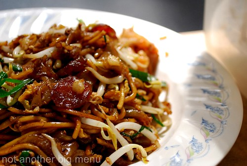 M'sian cooking - Char kuay teow 2